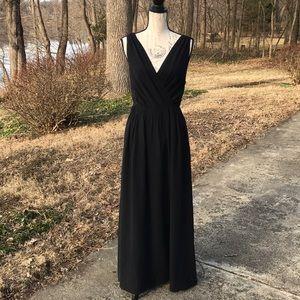 Joie silk evening dress